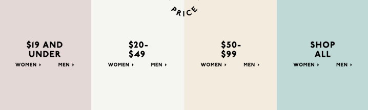 My Madewell Sale Picks (up to 70%off)